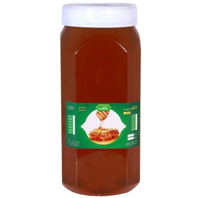 عسل نیم تغذیه